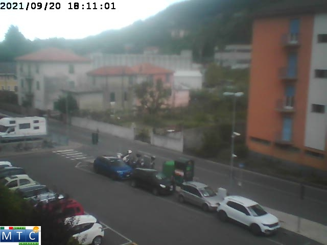 Webcam Chiavari Torrente Rupinaro GE