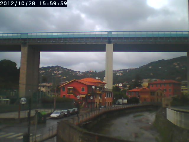 Webcam Chiavari Rupinaro